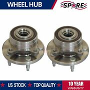 2 Front Or Rear Wheel Bearing Hub For Ford Explorer Police 2011 2012 2013 - 2020