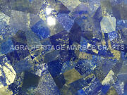 4and039x2and039 Random Mable Lapis Stone Slab Inlay Mosaic Kitchen Decorative E236