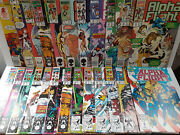 Alpha Flight 37 Book Lot Includes 1, 2, 4 100, 120 - Free Shipping