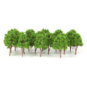 20pcs 1160 N Scale Tree Model For Parking Scenery Railway Layout Accs