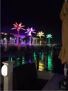 Led Palm Tre Outdoor 15ft Party Lights Decoration Application