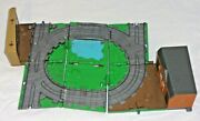 Thomas The Train And Friends Great Waterton Track Playset Take N Play Toy