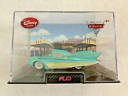 Disney Store Cars 2 Flo Diecast 143 Scale Collector's Case New