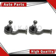 Mevotech Supreme Front Outer 2 Of Steering Tie Rod Ends For Mazda Miata
