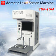 Tbk-958a Laser Engraving Machine For Iphone Back Cover Separating Mobile Phone