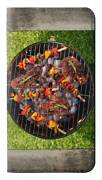 W3758 Backyard Bbq Barbeque Party Flip Case For Iphone Samsung Etc