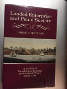 Landed Enterprise And Penal Society By Brian H. Fletcher