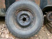 750x16 Atlas Pickup Truck Black Wall Bias Tires 2 With Tubes- Might Ship