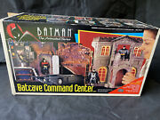 Batman The Animated Series Batcave Command Center Original Toy Box Box Only