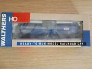 Ho 187 Scale Walthers Utlx 23 000 Gallon Funnel Flow Tank Car