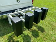 Trailer Hitch Rugby Scrum Sled