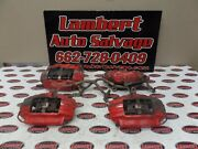 Dodge Challenger Srt8 Brembo Front And Rear Calipers 2010