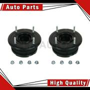 Moog Chassis Products Front 2 Of Suspension Strut Mounts For Ford Edge