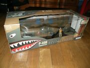 P-40b Tomahawk Flying Tigers Special Edition Plane 1/18 Rare Ultimate Soldier Xd
