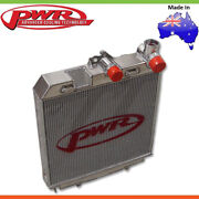 New Pwr 55mm C/m 24hr Radiator - Lhs For Porsche 997 Cup Car 2008