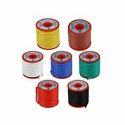 Bntechgo 12 Gauge Silicone Wire Kit 7 Color Each 25 Ft Flexible 12 Awg Strand...