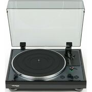 Thorens Td 102 A High-gloss Black Fully-auto Turntable Authorized-dealer