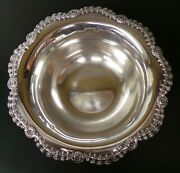 And Co. Makers Sterling Silver 13780 Large 12 1/2 Centerpiece Fruit Bowl