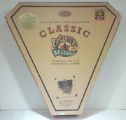 Yankees Classic Old Century Wooden Baseball Pinball Style Game