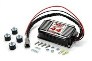 Msd Ignition Electronic Points Box - Pro Mag 44 Amp Black 81453