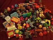 Huge Junk Drawer Mixed Toy Lot Of 87