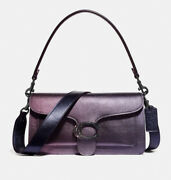 🌺🌹coach Tabby Shoulder Bag 26 With Ombre Pewter/multi 79345 Original Packaging