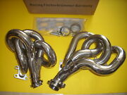 Amg A 124 Mercedes Cabrio 300 Ce-24 34l Stainlees Steel Header Manofold New
