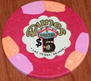 5 14th Edition Gaming Chip From The Dunes Casino Las Vegas