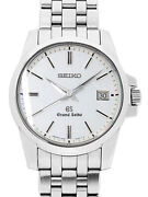 Seiko Battery Replaced Grand Sbgx047 9f62-0aa0 57 Turn Mens Quartz