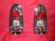 1956 Chevy 150/210/b/a Nomad Convertible Taillight Assys. New