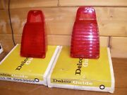 1963-1964 Gm Nos Buick Rear Tail Lights Lesabre Sation Wagon