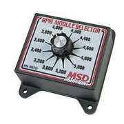 Msd Ignition 3000-5200 Rpm Module Selector 8670