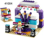 Lego Friends - Rehearsal Stage - 41004 - Retired