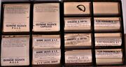 Old Stock Lot Apothecary Labels For Meds Over 1500 Labels 2 Cases