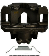 Disc Brake Caliper-unloaded Caliper With Bracket Front Right Fits 04-11 Bmw X3