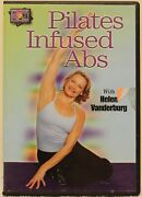 Pilates Infused Abs With Helen Vanderburg Workout Exercise Fitness Dvd Core