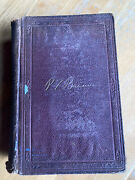 Struggles And Triumphs Or Forty Years' Recollections Of P.t. Barnum 1870 Book