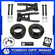 3 Front 2 Rear Leveling Lift Kit 1998-2011 Ford Ranger 2wd Rwd Coil-shackle