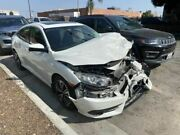 Motor Engine 1.5l Turbo Vin 3 6th Digit Coupe 174 Hp Fits 16-19 Civic 465047