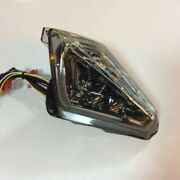 Jst 60-1322s Led Integrated Tail Light For Yamaha R1 07-08 And T-max 530 Smoke