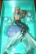 2011 Barbie Collector Exclusive Gold Label The Mermaid Barbie Doll-1 Of 4300 W