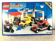 Lego 6561 Vintage Hot Rod Club, 100 Complete, Original Box And Instructions