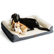 Bedsure Orthopedic Pet Sofa Beds For Small Medium Large Dogs And Cats - Extra -