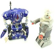 Vintage Trendmasters Lost In Space Robot + B-9, New Line Productions. - 1997