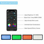 Lume Cube Panel Pro   Rgb Full Color Led Light Unlimited Color For Photo And Video