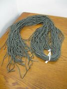 Lot 36 Pair Heavy Duty Round Hiking Work Boot Shoe Laces Military Strings Laces