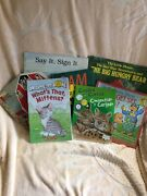 Classroom Books Lot Of 7 Level G Mittens, Farm, Berenstain Bears, And More