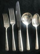 Candlelight By Towle 72 Pieces Of Sterling Silver Flatware, Excellent Condition