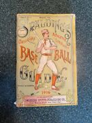 Spaldingand039s Base Ball Guide For 1916 Group 1 No. 1 Babe Ruth