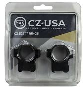 New Cz Scope Rings For 527 W/ 16mm Dovetail 1 Inch Tube Cz527 And More
